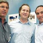 John Casablancas, Ricardo Samuel Goldstein e Ricardo Bellino