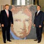 Donald Trump e Ricardo Bellino