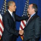 Presidente Barack Obama e Ricardo Bellino