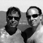 John Casablancas e Ricardo Bellino